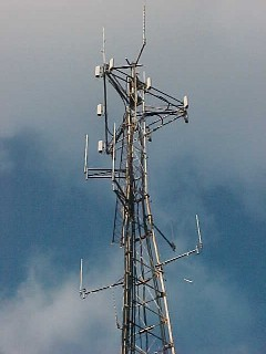 Picture of K3WX/R tower